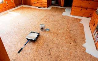 Чем покрасить ОСБ плиту – правильный выбор краски для наружных и внутренних работ
