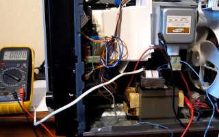 Что делать, если микроволновка работает, но перестала греть: способы решения проблемы