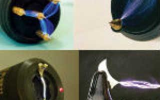 Принцип действия электрошокера