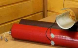 Обогрев канализационных труб: виды кабеля их особенности- Обзор Видео