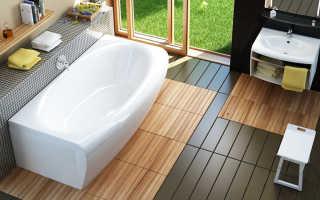 Как выбрать акриловую ванну — советы экспертов