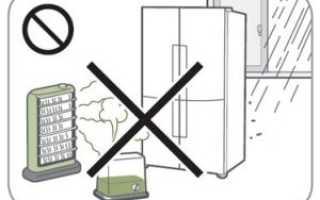 Холодильник Стинол не отключается