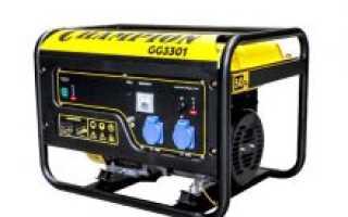 Бензиновый генератор, как и какой лучше выбрать