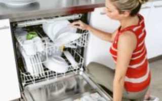 Как демонтировать посудомоечную машину