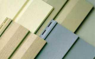 Как монтировать сайдинг на потолок