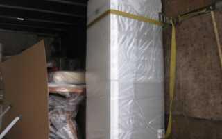 Как правильно перевозить холодильник лежа на боку или вертикально, через сколько можно включать
