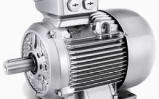 Стандартный ряд мощностей электродвигателей