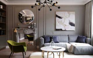 Бюджетные варианты внутренней отделки стен в квартире
