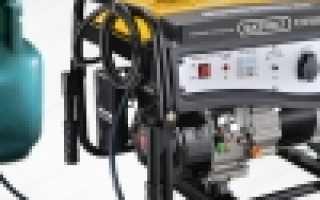 Как выбрать газовый генератор