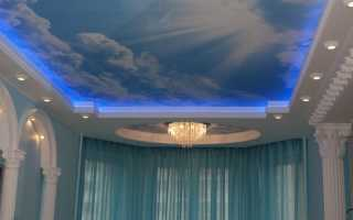 Светодиодная лента на потолок: технология монтажа, подбор цвета и современные варианты установки (110 фото-идей)