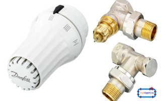 Принцип работы термоголовки для радиатора отопления: 4 особенности элемента