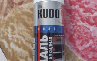 Отзыв: Эмаль для радиаторов отопления Kudo — Не так просто, как кажется