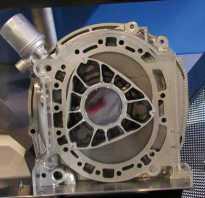 Роторный двигатель: принцип работы