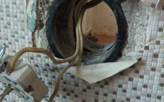 Как установить две розетки на один кабель