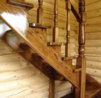 Каким лаком покрыть лестницу