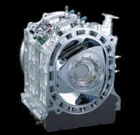 Устройство и работа: Роторный двигатель