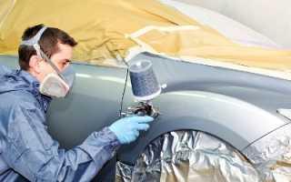Какой нужен компрессор для покраски автомобиля