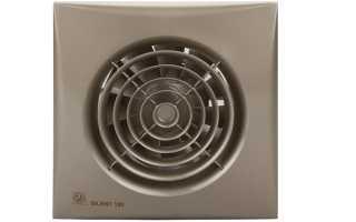 ТОП 10 лучших вентиляторов для ванной по отзывам покупателей