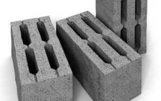 Пескоцементные (пескобетонные) блоки: плюсы и минусы