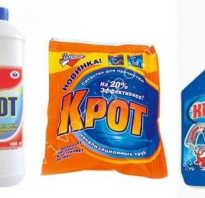 Советую средство для чистки канализационных труб: 8 разных видов