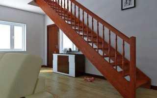 Размеры ступеней лестницы: между эргономикой и экономией