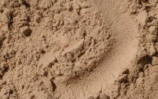 Как правильно подобрать тип песка для стяжки пола
