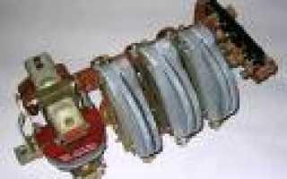 Классификация электрических аппаратов