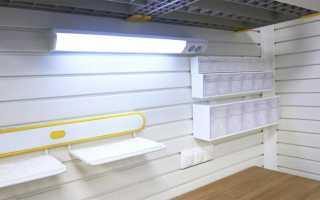 Реализация правильного освещения гаража с помощью светодиодов