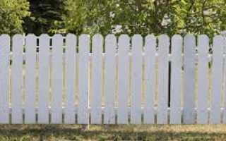 Чем красиво и надолго покрасить деревянный забор