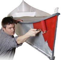 Как и чем покрасить алюминий в домашних условиях