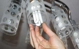 Почему нельзя брать лампочки руками