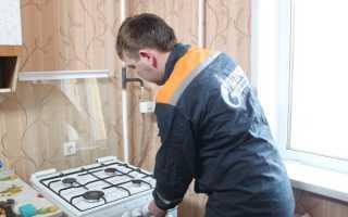 Установка газовой плиты в квартире: советы и инструкция по монтажу