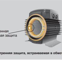 Термозащита электродвигателей
