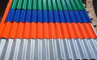 Какой краской можно покрасить   профнастил своими руками, в том числе оцинкованный или с полимерным покрытием