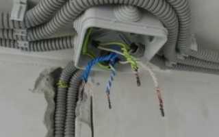 Как и чем спаять провода в распределительной коробке