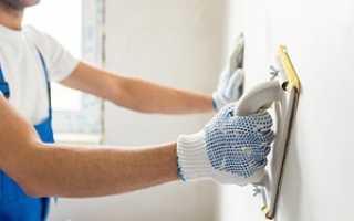 Как шкурить стены после шпаклевки: пошаговая инструкция