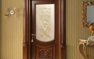 Можно ли отреставрировать межкомнатные двери