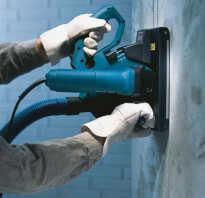 Как штробить стены под проводку; требования, подбор инструмента, технология штробления