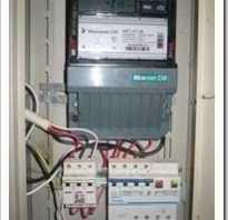 Как подключить электросчетчик и автоматы