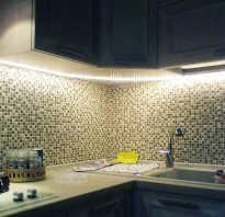 Диодная подсветка своими руками: подчеркнем дизайн кухни светом