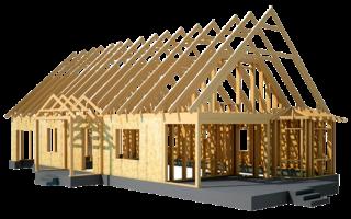 Каркасный дом — плюсы и минусы